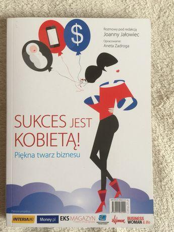 Sukces jest kobietą! Książka