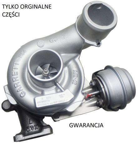 Turbina Turbosprężarka Alfa Romeo Fiat Bravo Stilo 1.9jtd 110km 115km