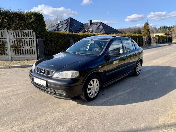 Opel Astra 1.8 16V . Benzyna. Szyber dach. Wspomaganie. Zadbana .