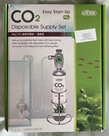 Zestaw CO2 ISTA Z Wymienną Butlą 95g