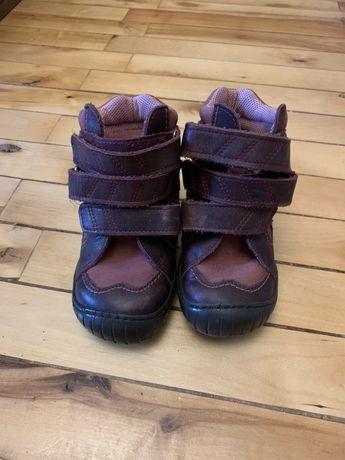 Осенние ботинки/сапожки для девочки