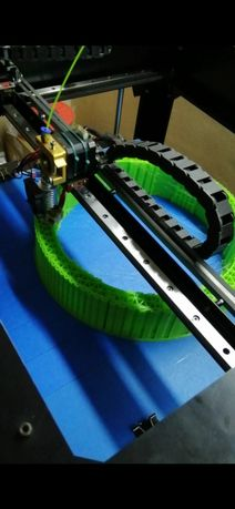 Послуги по друку пластмасових деталей 3D принтері