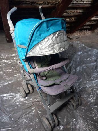 Wózek spacerowy parasolka