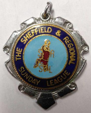 Medalha Inglesa antiga época 69/70