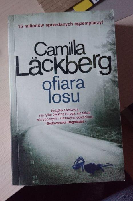 """""""Ofiara losu"""" Camilla Lackberg NOWA Katowice - image 1"""