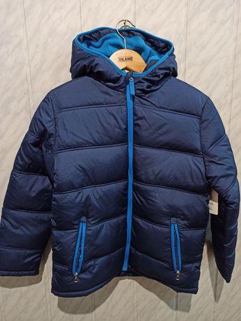 Куртка на мальчика 10-12 лет новая
