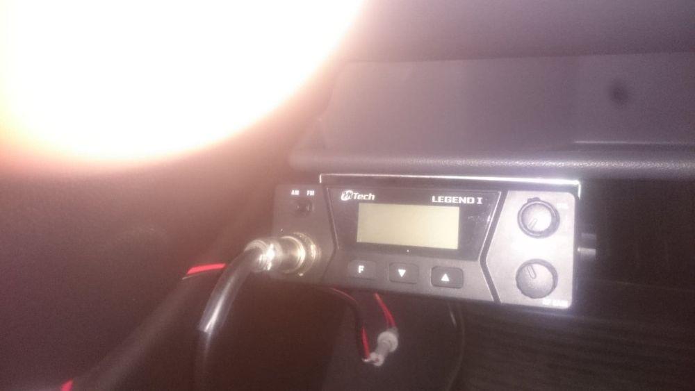 Sprzedam Cb radio roczne super stan komplet z anteną Wieruszów - image 1