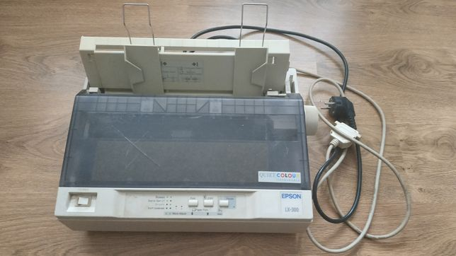 Продам принтер Epson LX 300