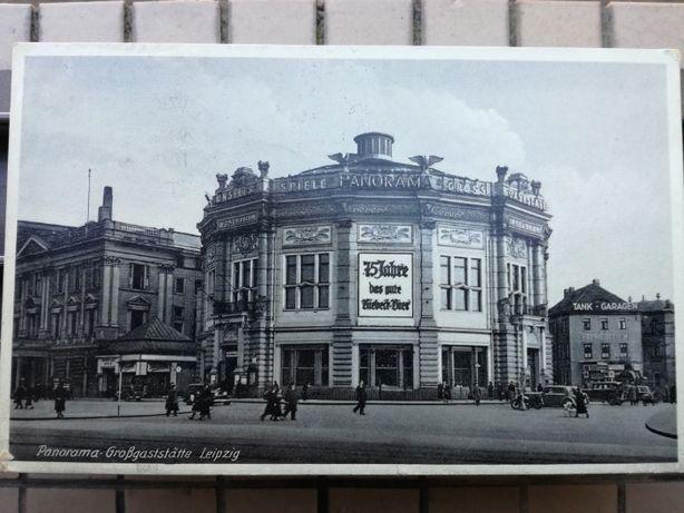 Postal 1939 Leipzig