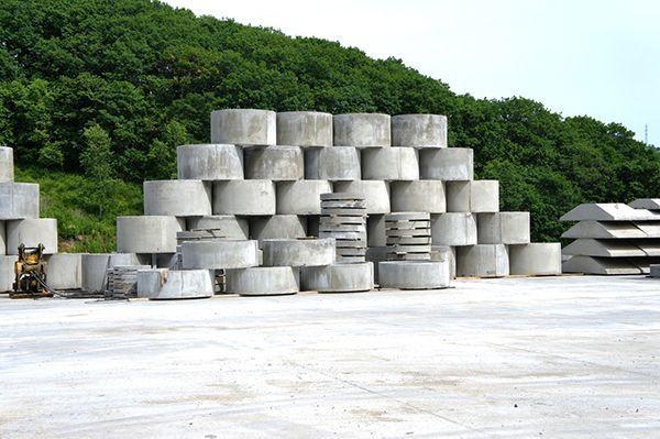 Кольца бетонные 2 м, 1,5 м, 1 м. Канализация. Септик з бетонных колец