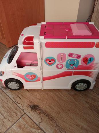 Karetka Barbie polecam