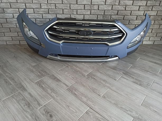 Бампер передний ford EcoSport 2017 2018 2019