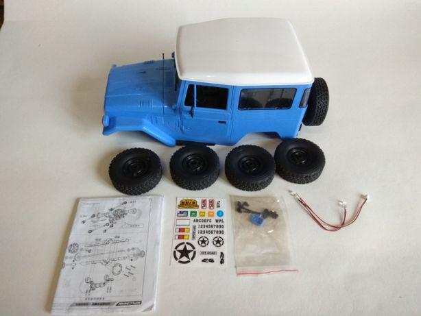 Samochód Model Nadwozie RC WPL C34