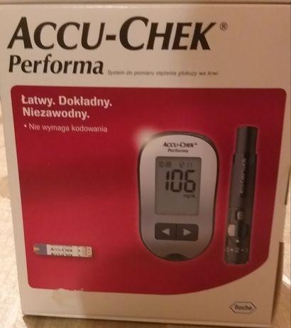 Glukometr ACCU- CHEK Performa