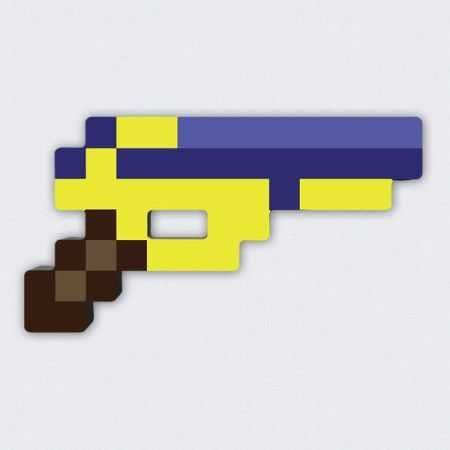 Майнкрафт Minecraft  ПИСТОЛЕТЫ