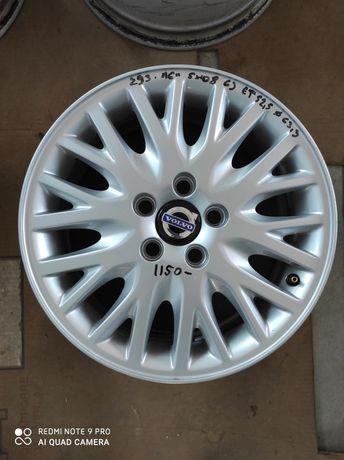 293 felgi aluminiowe ORYGINAŁ VOLVO R16 5x108 otwór 63.3 bardzo ładne