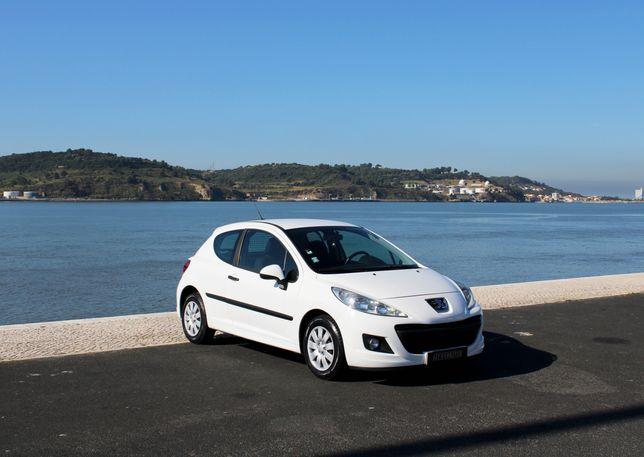 Peugeot 207 1.4 Hdi Disponível desde 87,92€