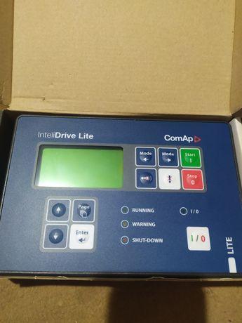 ComAp InteliDrive Lite - контроллер промышленных двигателей