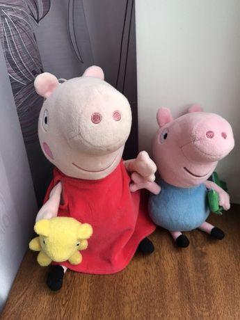 Мягкая игрушка Свинка Пеппа Peppa Pig джордж кошечка овечка кролик TU