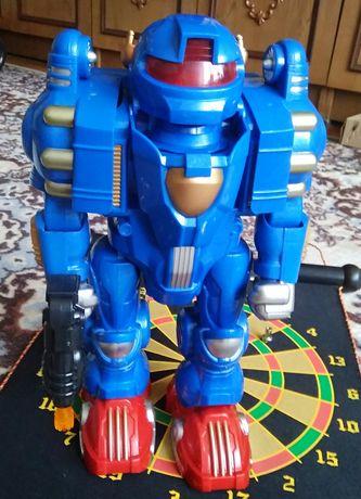 Робот трансформер Power Traveller