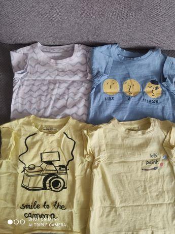 Koszulki krótki rękaw 92
