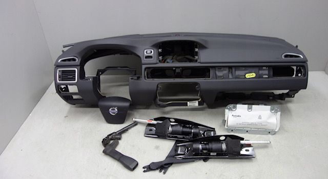 Volvo v70 580 airbags cintos tablier