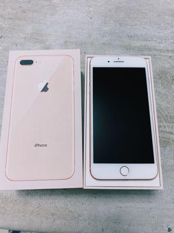 iPhone 8 Plus Gold 256 GB Neverlock.