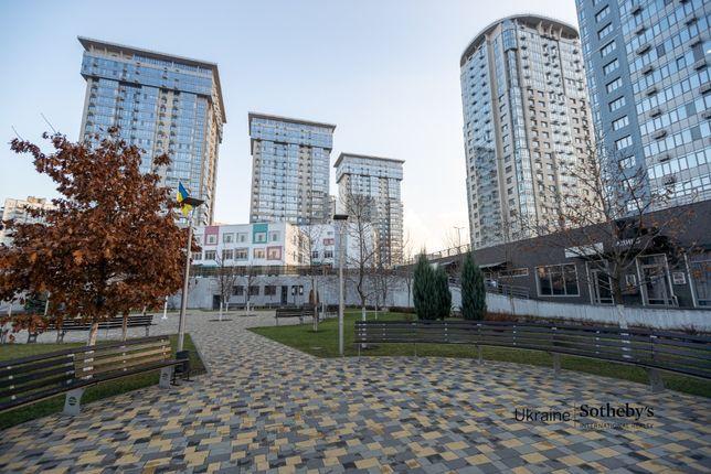 Продажа 3к квартиры в ЖК RiverStone, 132 м, Трускавецкая 2а