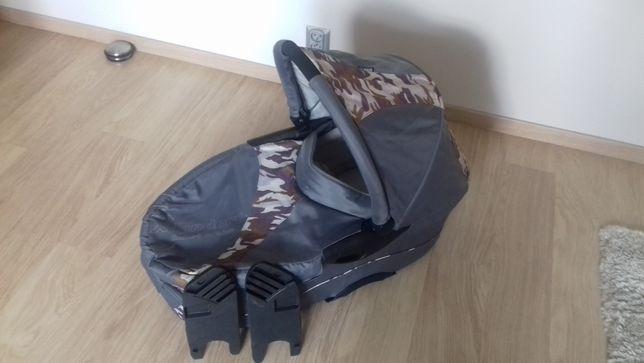 Wózek X-lander 3w1 gondola, spacerowka ,fotelik samochodowy Maxi-Cosi