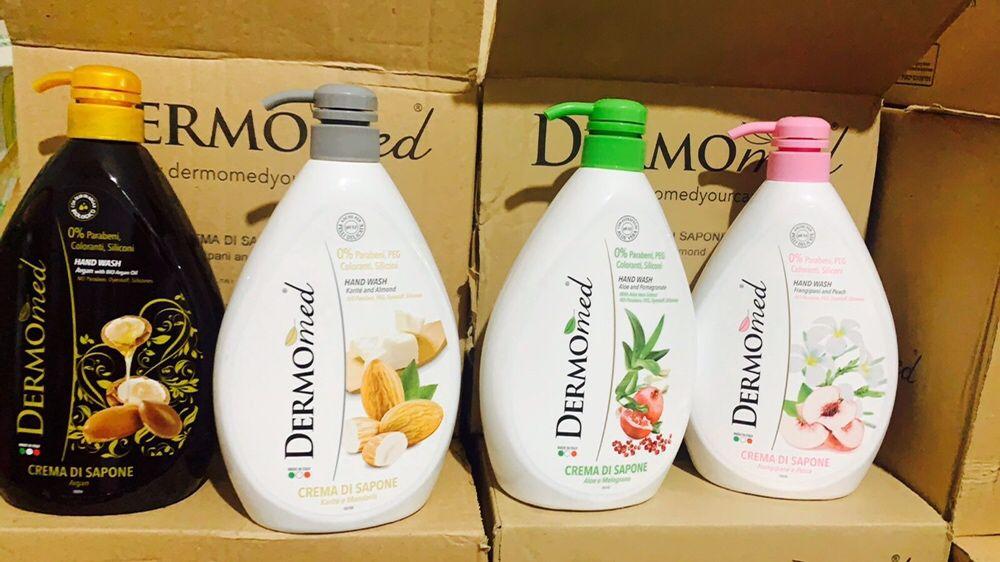 Мыло для рук Дермомед / мыло для рук Dermomed 1 л с дозатором Ужгород - изображение 1