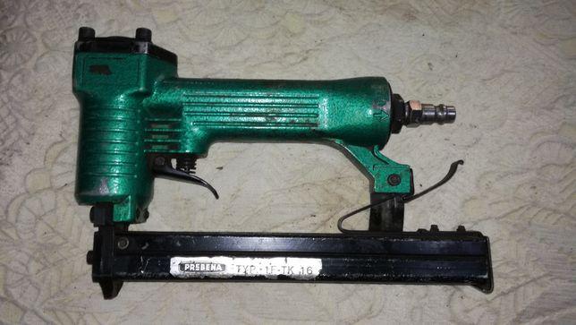 Pistola de agrafos Prebena TYP 1F-TK 16