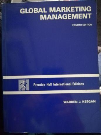 Global marketing management 4 edycja Warren J. Keegan