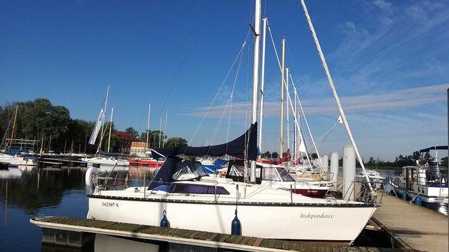 Jacht żaglowy morski KELT 7.6
