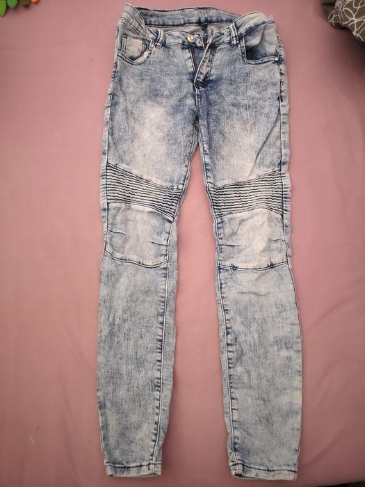 Spodnie dziewczęce rozmiar 152 Świnna - image 1