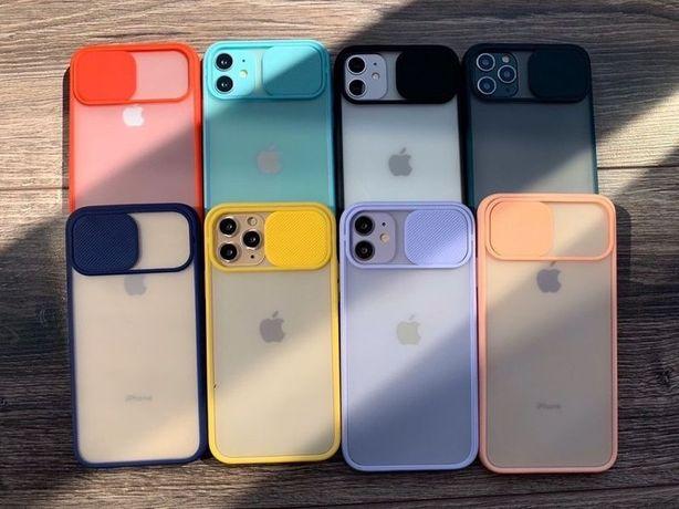 Противоударный чехол на Iphone/Айфон 7 s 8 Plus X XR Xs Max 11 Pro 12
