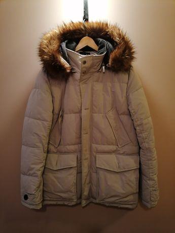 Kurtka męska Zara, zimowa, rozmiar L