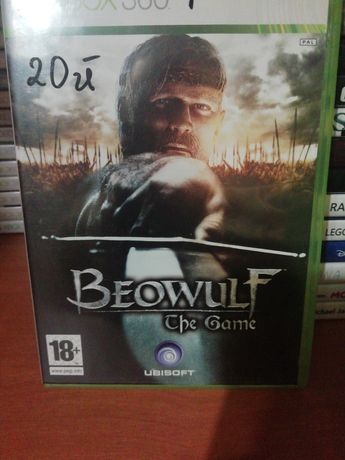 Xbox360 beowulf the game