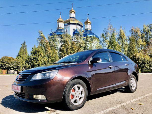 Авто Geely Emgrand EC 7 2013г 1.8 газ/бензин[Рассрочка, взнос от 25%]