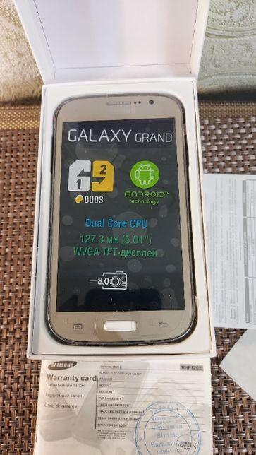 """Смартфон Samsung Galaxy Grand Duos I9082 (""""новый"""")+подарок"""