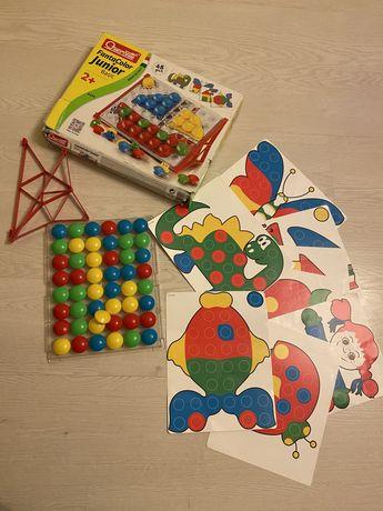 Ращвивающая игрушка мозаика Quercetti