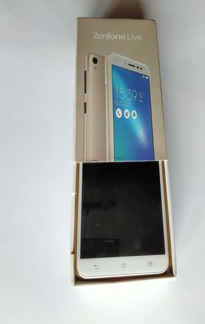Smartphones Asus Zenfone Live 2GB/16GB ZB501KL Black (Desbloqueado)