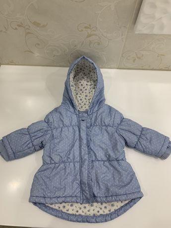 Демисезонная куртка Next для девочки