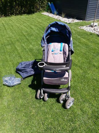 Wózek spacerówka parasolka baby design