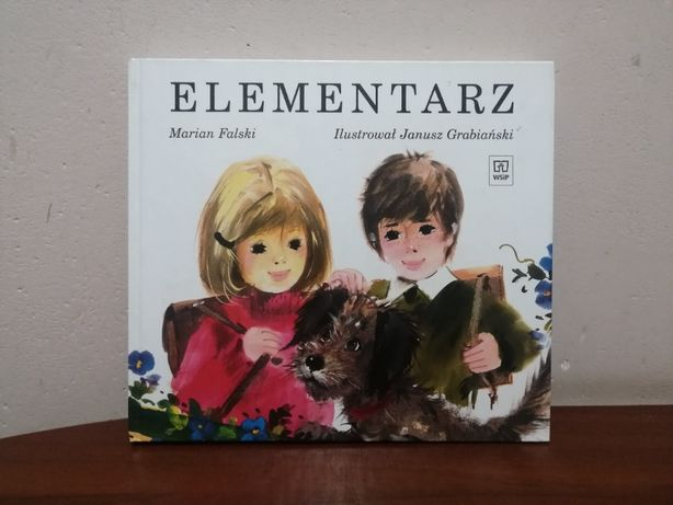 Elementarz Marian Falski 2007 rok książka do nauki czytania