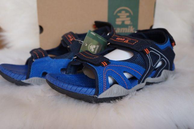 Sandały chłopięce Kamik - 35