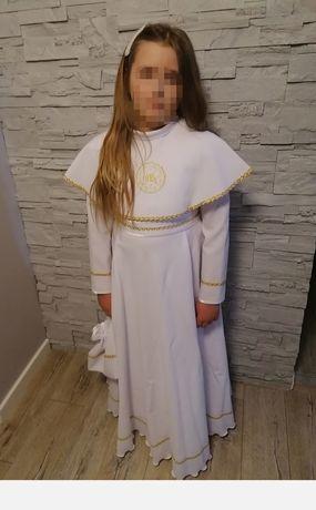 Sukienka komunijna, Alba komunijna 140/146 nowa