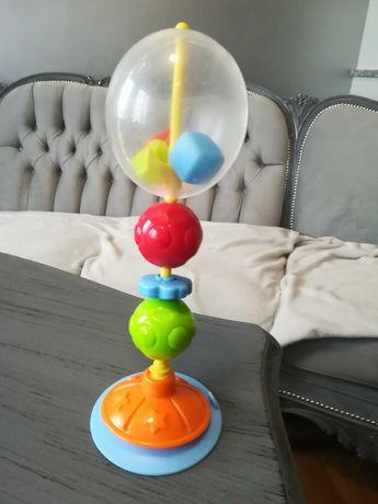 Zabawka do przyklejenia do stołu.