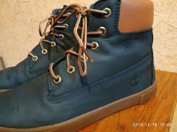 Классные ботинки Timberland оригинал размер 36