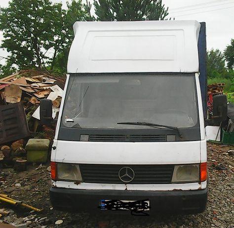 Mercedes MB 100 MB100 Oś Tylna Belka na Przyczepkę z Kołami Amorami 24