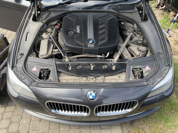 BMW F10 Кронштейн Завіса Замок Підкрилок Защита Дифузор Планка БМВ Ф10